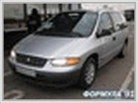 Chrysler Voyager 3.8 166 Hp