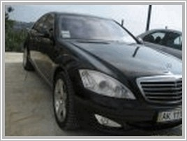 Mercedes S 320 Lang W220
