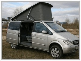 Mercedes Viano 2.2 AT