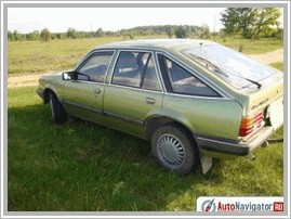 Opel Admiral 2.8