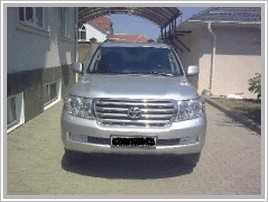 Toyota Land Cruiser 100 4.7